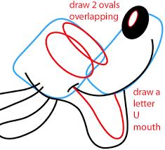 draw disney u0027s pluto easy step step drawing tutorial