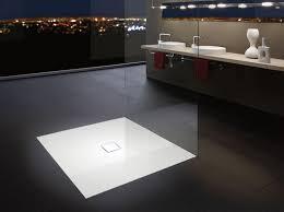 piatto doccia flat piatti doccia a filo pavimento must bagno contemporaneo