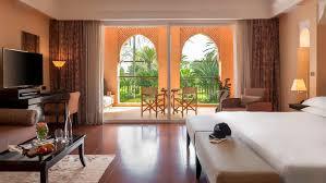chambre de palace chambres et suites tikida golf palace hôtel de luxe agadir