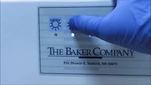 Telstar Biosafety Cabinet Baker Advance Sterilgard Iii Sg603 6ft Biological Safety Cabinet