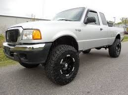 lifted 2004 ford ranger 2004 ford ranger xl lifted truck for sale