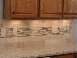 kitchen off white subway tile home depot travertine backsplash