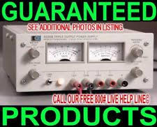 Dc Bench Power Supplies - hp agilent 6206b dc bench power supply adjustable 0 60 volts works