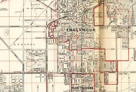 Map Of Burbank Ca Citydig Lax U0027s Very Humble Origin As Mines Field Los Angeles