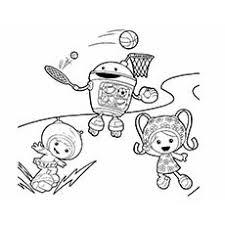 10 u0027team umizoomi u0027 coloring pages toddler