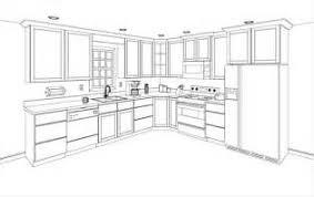 3d Kitchen Cabinet Design Software by Kitchen Cabinet Drawing Software Kitchen