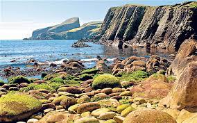 fair isle shetland and fair isle cleeves adds mystery to the magic