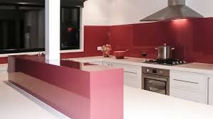 geelong designer kitchens fresh kitchen red splashback taste