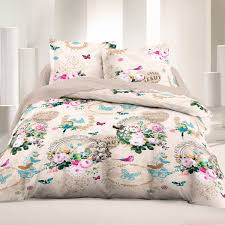 ornella 100 cotton bed linen set duvet cover u0026 pillow cases