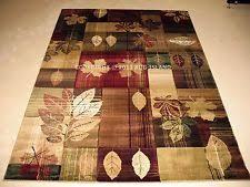 lodge rug runner ebay
