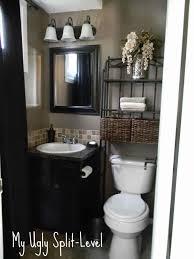 half bathroom decorating ideas bathroom half bath decorating ideas scenic rustic half bath