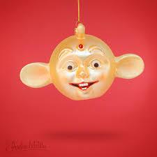 bibo ornament archie mcphee