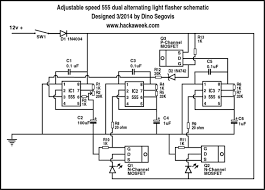 diagrams 1200864 led emergency flasher wiring schematic