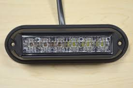 soundoff signal eghst2a ghost surface mount led strobe light