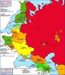 map of ussr hisatlas map of soviet union 1918 1919