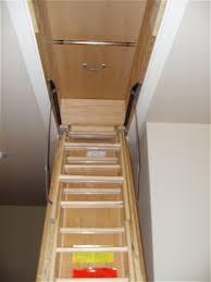 innovative automatic attic stairs u2014 new interior ideas