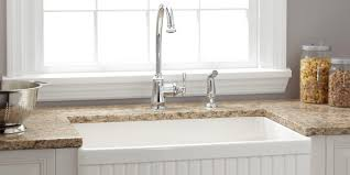 Installing Kitchen Island Bathroom Impressive Rohl Fam Sink Double Bowl Sink Design With