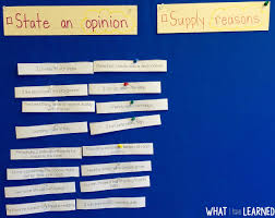 Practicing Independence Skills Get Ready For K Through by Writing An Opinion How We Do It In Our Classroom