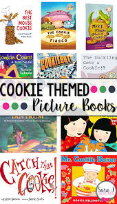 cookie themed picture books j creations