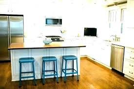 kitchen islands with posts kitchen permanent kitchen island permanent kitchen islands