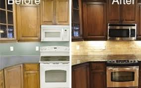 kitchen cabinets color change cabinet color change by nhance of pinecrest in miami fl