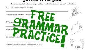twas the night before christmas grammar practice book upper