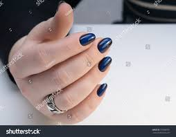 hands natural nails ideal clean manicure stock photo 576068701