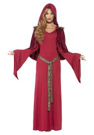 inexpensive women s halloween costumes women u0027s red high priestess costume