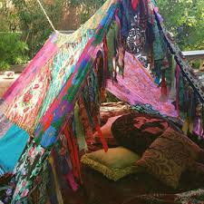 quilt wedding backdrop boho tent teepee bohemian tapestry from hippiewild on etsy