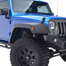 jeep fender flares jk 07 10 jeep wrangler jk rivet style fender flares