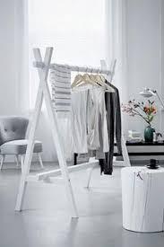support vetement chambre 7 portants vêtement à faire soi même avec 3 fois rien bois blanc