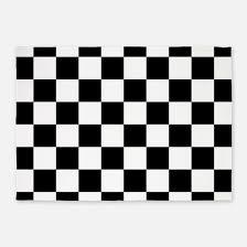 Black And White Checkered Kitchen Rug Black And White Checkered Rugs Black And White Checkered Area