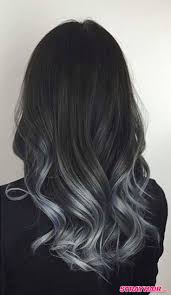 black grey hair best 25 black grey ombre ideas on pinterest black grey ombre