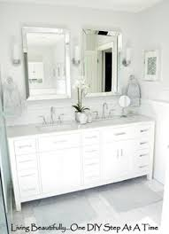 Gray And White Bathroom - choosing a new bathroom faucet powder room faucet and sinks