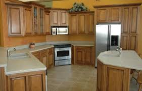 White Kitchen Cabinets With Tile Floor Furniture Complete Your Kitchen With Lovable Kitchen American