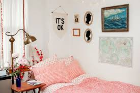 Ikea Wall Art by Bedroom Captivating Ikea Dorm Bedding With Wall Art And Red Paint