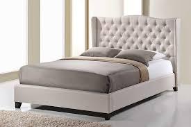 light wood platform bed homesullivan holbrook natural queen