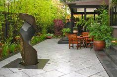 Japanese Patio Design Wonderful Japanese Patio Garden Design With Small Pond And Fuul