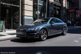 audi a4 2016 interior 2017 audi a4 sedan business insider 2016 car of the year runner up