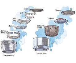 kitchen faucet aerator moen bathroom faucet aerator faucet aerator replacement for