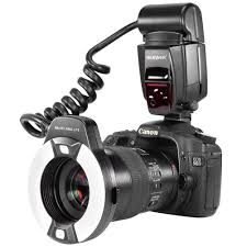 neewer macro ring led light neewer macro ttl ring flash light with led af assist l for canon