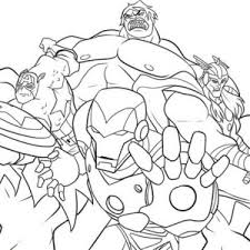the avengers and wolverine coloring page the avengers and