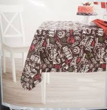 fitted vinyl tablecloths for rectangular tables holiday time vinyl tablecloth rectangle 60 x 84 black christmas