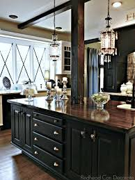Diy Kitchen Makeovers - 12 diy kitchens redhead can decorate