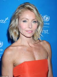 kelly ripper hair style now kelly ripa reveals how she gets tv ready within a one hour