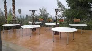 outdoor floor rental outdoor heater rentals patio heater rental los angeles ca