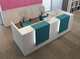 Desk Reception Modular Office Reception Desk Reception Glass By Quadrifoglio