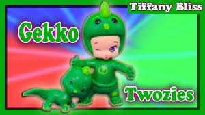 pj masks gekko custom twozies baby pet diy customized doll toy