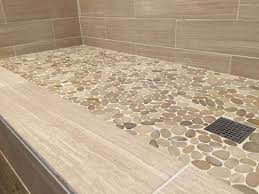 Flooring Ideas For Bathrooms Tile Shower Floor Without Curb Home Depot Flooring Design Ideas