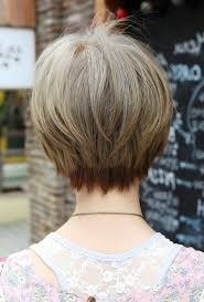 front and back pictures of short hairstyles for gray hair short hairstyles front and back pictures medium hairstyles short